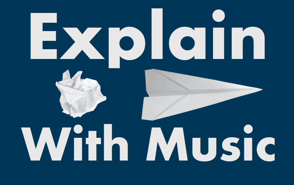 Editing explainer and instructional Videos with engaging background music