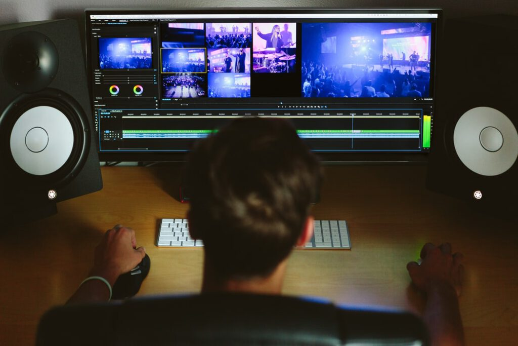 Best music video editing software for free