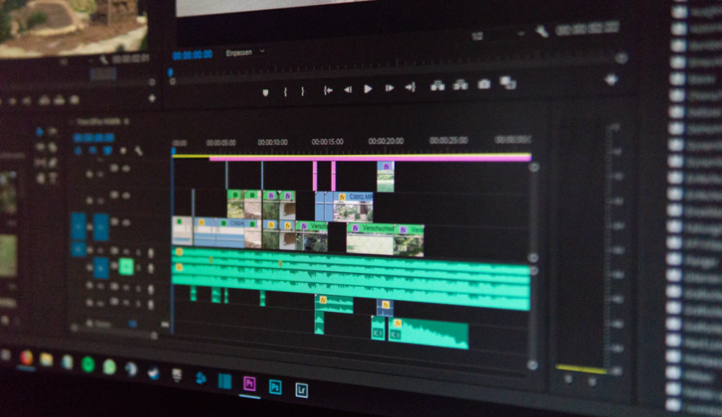 Editing the best music for videos montage